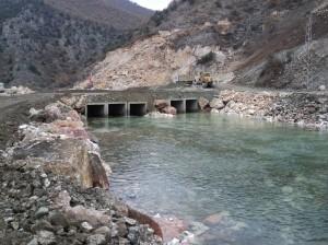 santral bölgesi